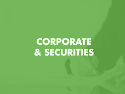 Corporate & Securities