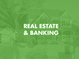 Real Estate & Banking